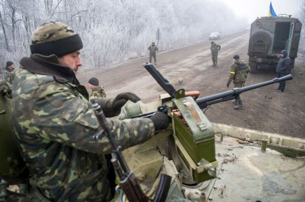 Image result for news for troops in Ukraine, photos