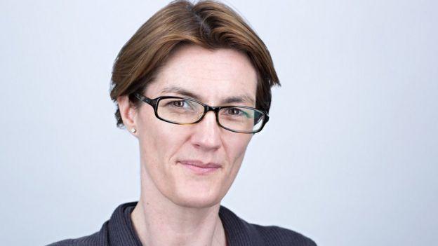 Accenture's Niamh McKenna