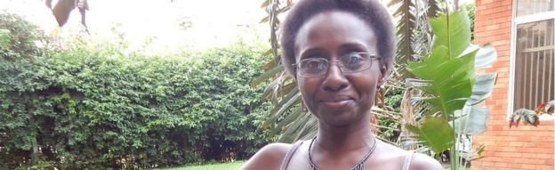 Ugandan artist and writer, Lindsey Kukunda