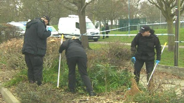 Portsmouth police officer stabbing: Drug dealer found guilty