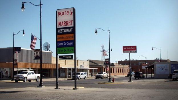 Mercado en Oklahoma