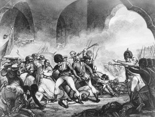 سرنگا پٹم کی لڑائی