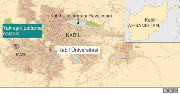 Kabil harita