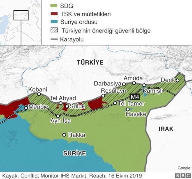 Kuzey Suriye