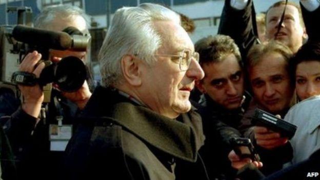 """Le nationaliste Franjo Tudjman a semblé vouloir ragaillardir les athlètes de son pays, à la fin des années 90, en affirmant qu'ils étaient les """"meilleurs ambassadeurs"""" de la Croatie."""