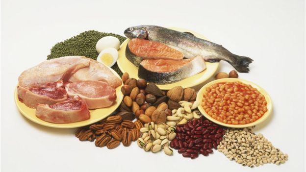efectos de no comer proteinas
