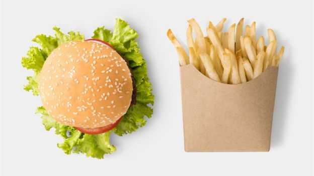 'Shocking' study reveals fast food is less calorific than a restaurant meal
