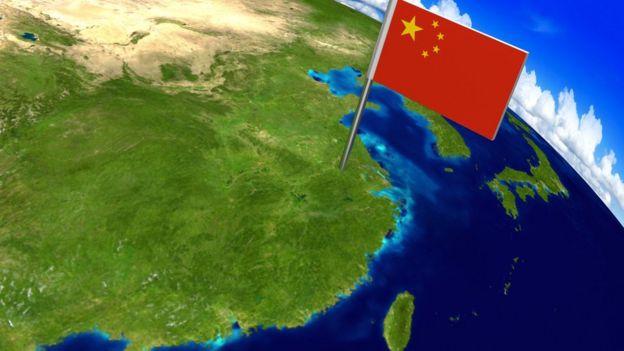 سواحل شرقی چین