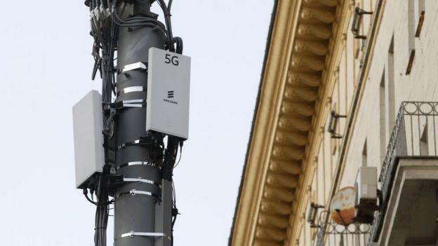 A 5G transmitter
