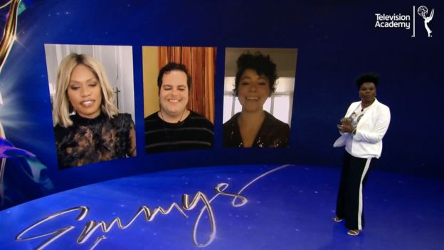 Ceremonia de anuncio de los nominados a los premios Emmy 2020