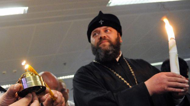 Суперник Епіфанія зняв свою кандидатуру через загрозу зриву Собору