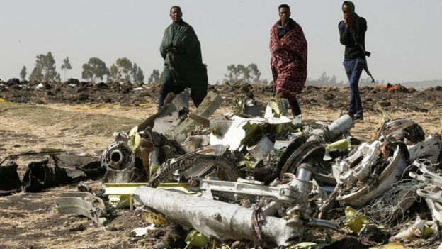 Ethiopian Airline crash