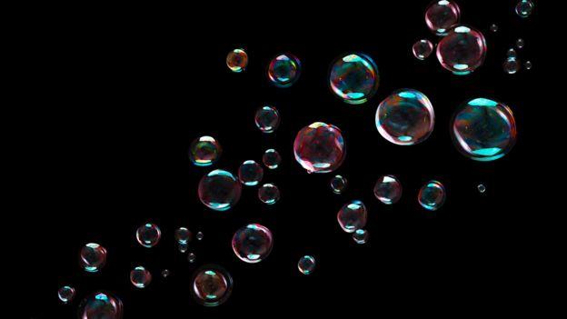 Las matemáticas de las burbujas contienen la clave para algunos de los grandes misterios de la física.