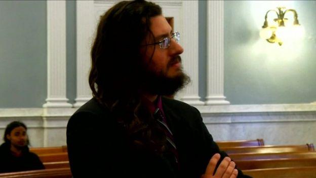 Майкл Ротондо в местном суде