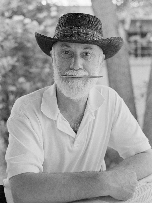 Bill Jay by David Hurn