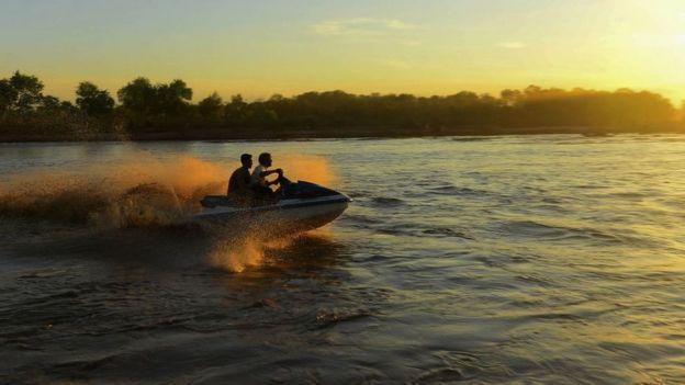 Река Геридуд