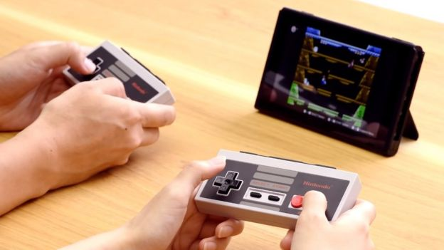 Nintendo announces raft of new games for Switch console