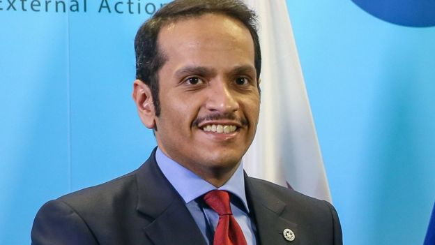 Menlu Qatar