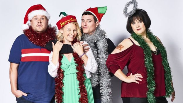 Gavin and Stacey cast