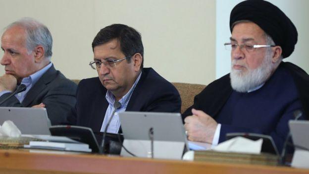 الناصر همتی در جلسه امروز هیات دولت ایران
