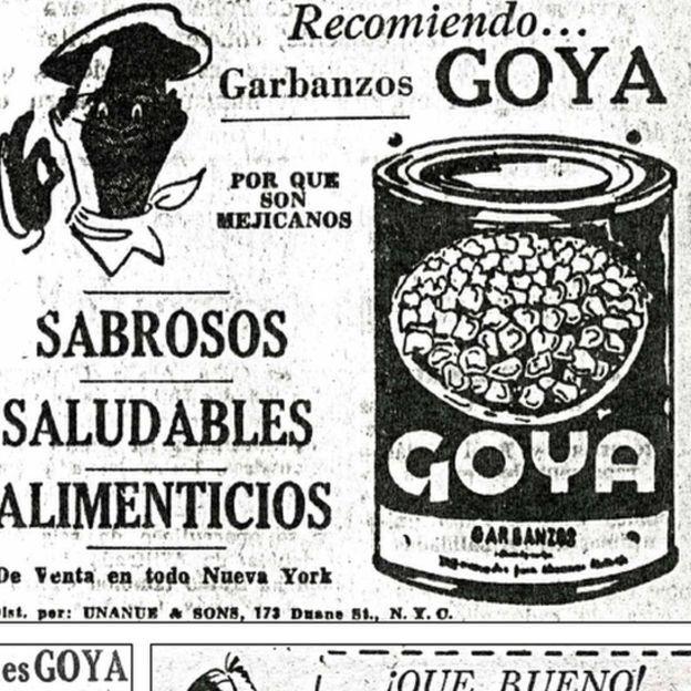 Propaganda da Goya