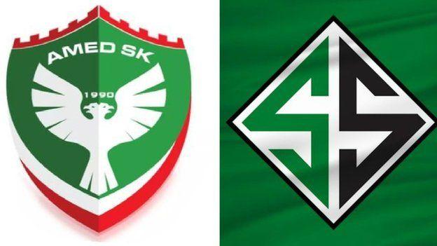 Amed SK v Sakaryaspor