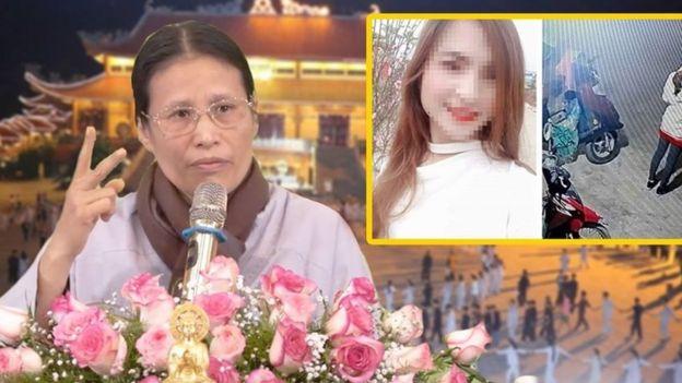 bà Phạm Thị Yến chùa Ba Vàng