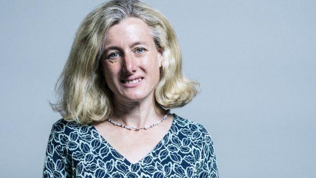 MP Ruth George