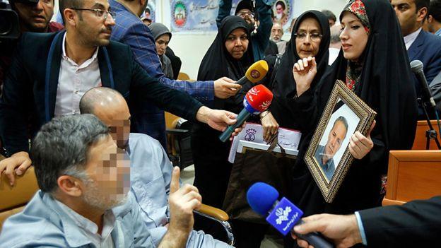 محاکمه متهمان حملات داعش