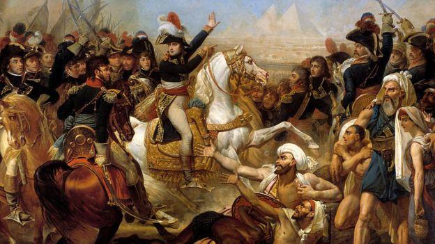 بونابرت ومعركة الأهرام
