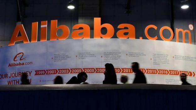 ارزش علی بابا هم اکنون حدود ۴۸۰ میلیارد دلار برآورد شده