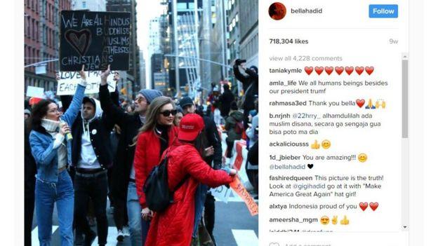 Protes di New York