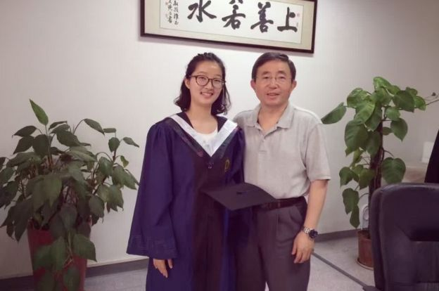 Man arrested for Chinese scholar's disappearance in US
