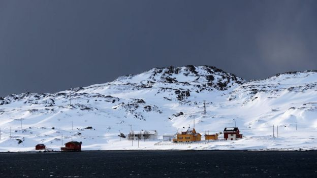 vista de Hammerfest