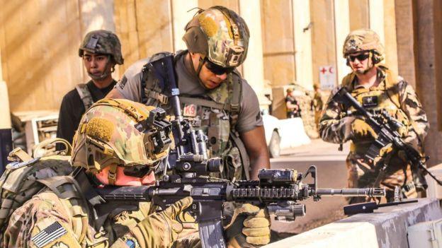 الهجوم على السفارة الأمريكية في بغداد: ترامب يهدد إيران بأن