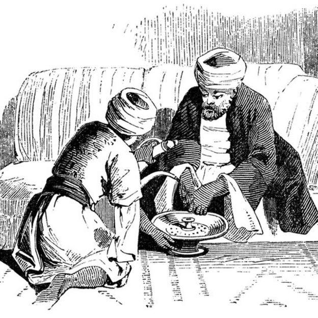 Personajes del imperio otomano
