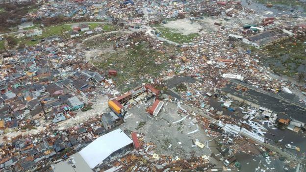 Imagen aérea de Ábaco