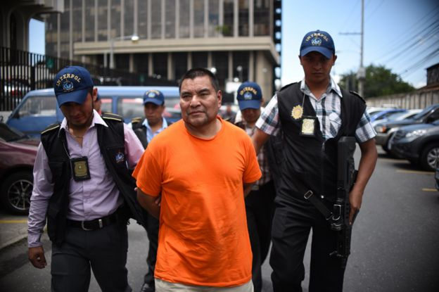 Сантос Лопес был депортирован из США назад в Гватемалу