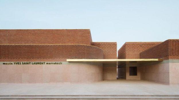 YSL Müzesi, Marakeş