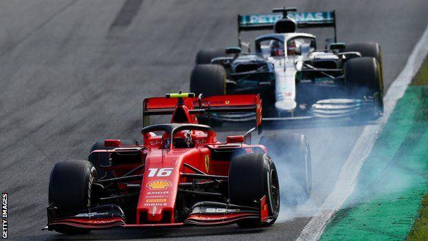 Jolyon Palmer column: Charles Leclerc win at Monza leaves