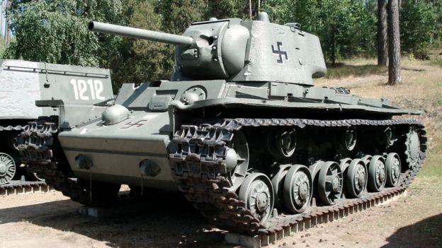 Beutenpanzer tank or trophy tank