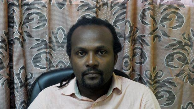 """Image captionTroy Thomas, de Transparencia Internacional en Guyana, es uno de los preocupados por el posible efecto de la """"maldición del petróleo""""."""