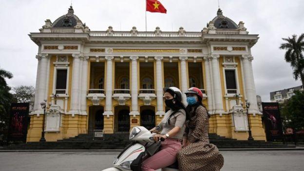Việt Nam ngày càng mở cửa với thế giới