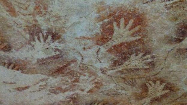 Foto pintura Borneo