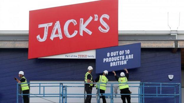 Jack's sign