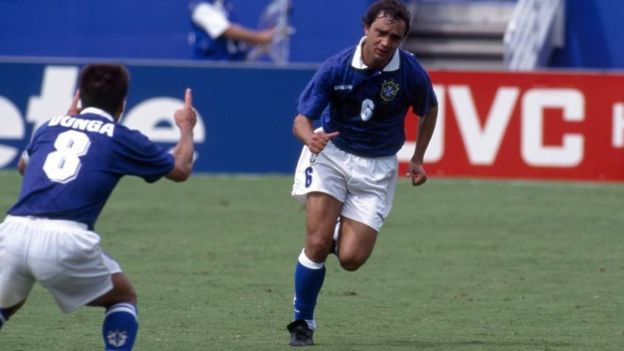 Brezilya - Hollanda, ABD 1994