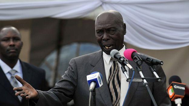 Bw Moi alipinga Katiba Mpya wakati wa kura ya maamuzi ya mwaka 2010
