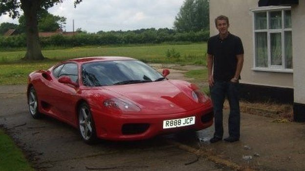The Salesman Who Could Afford A Ferrari When He Was 24 Bbc News