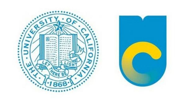 Logos of the University of California