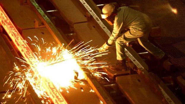 Hoa Kỳ phụ thuộc vào lượng nhập khẩu thép từ hơn 100 quốc gia